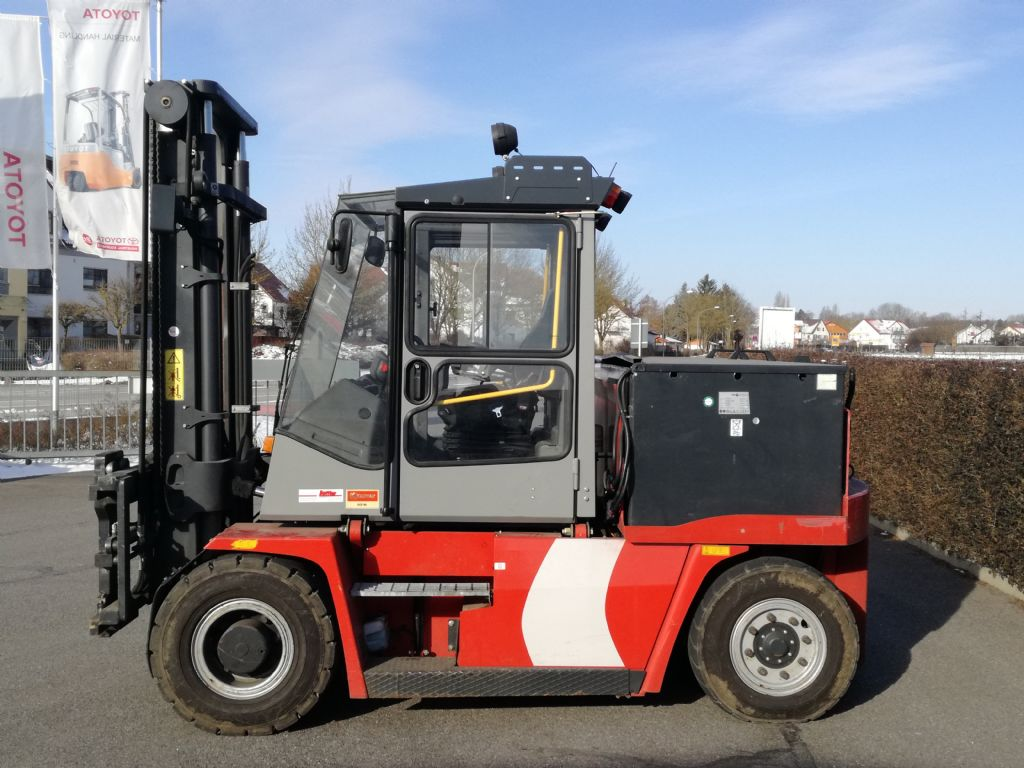 Kalmar ECF 60-6 Dieselstapler loeffler-gabelstapler.de