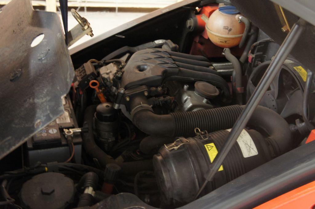 Linde H16D BR 391 Dieselstapler www.bohnertechnik.de