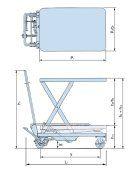 Pfaff-Silberblau-HX 300-Lastaufnahmemittel www.l-l-gabelstapler.de