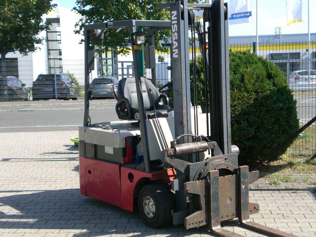 Nissan-N01 L154-Elektro 3 Rad-Stapler www.l-l-gabelstapler.de