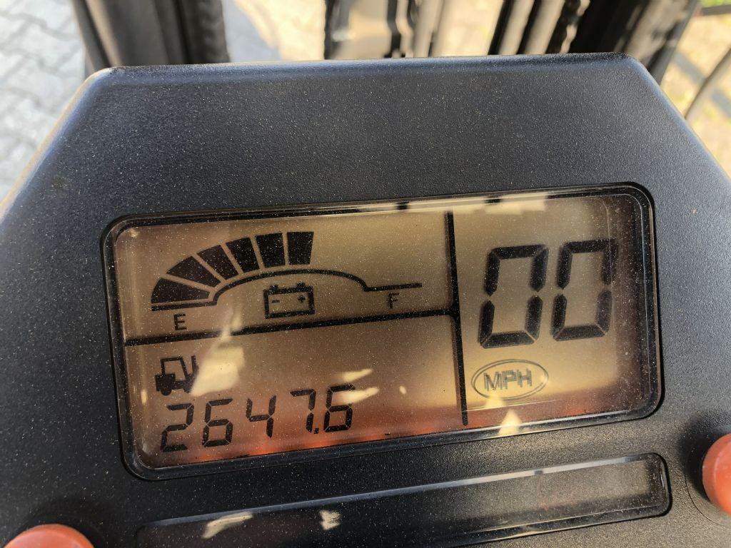 Caterpillar-EP 20 KT-Elektro 3 Rad-Stapler www.l-l-gabelstapler.de
