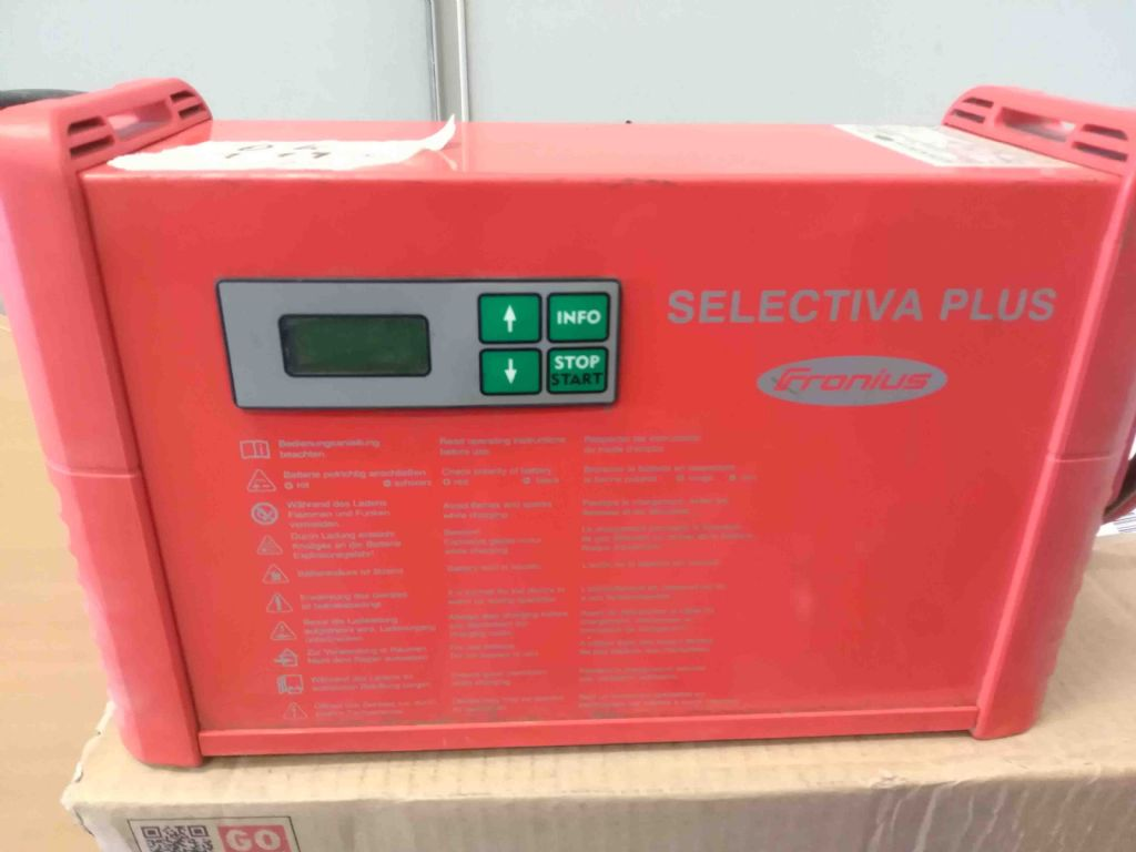 *Sonstige-Selectiva Plus 2050 E-Sonstiges Gerät-www.mc-stapler.at