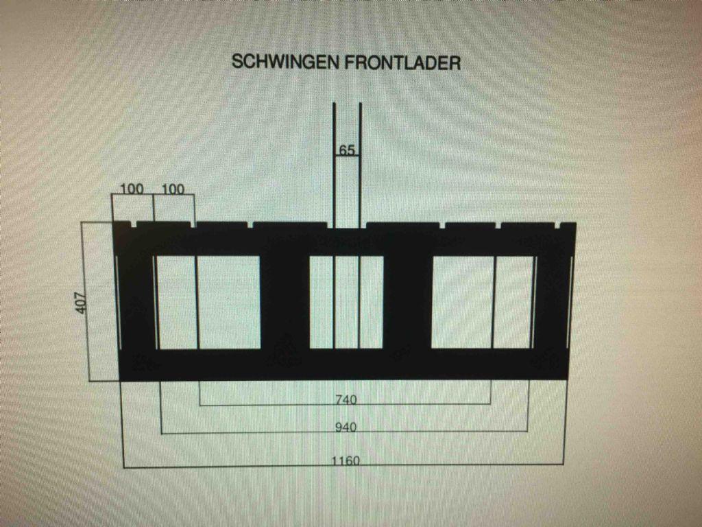 *Sonstige-Schwingen Gabelträger für Frontlader-Gabelträger-www.mc-stapler.at