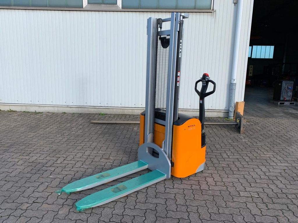 Still-EGV 14 / 1.660 Std.-High Lift stacker-www.mengel-gabelstapler.com
