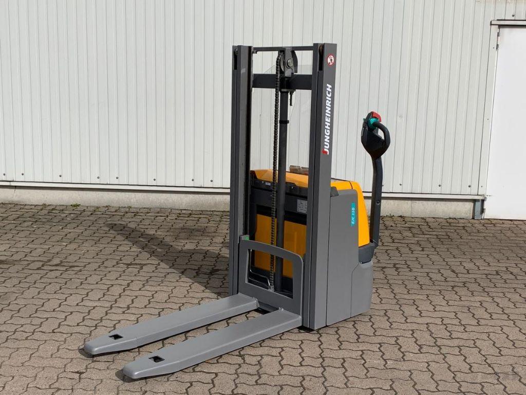 Jungheinrich-EJC 110 / 220 Std.-High Lift stacker-www.mengel-gabelstapler.com
