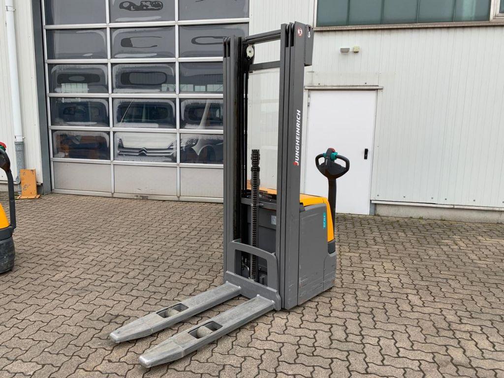 Jungheinrich-EJC 214 / 1.110 Std.-High Lift stacker-www.mengel-gabelstapler.com