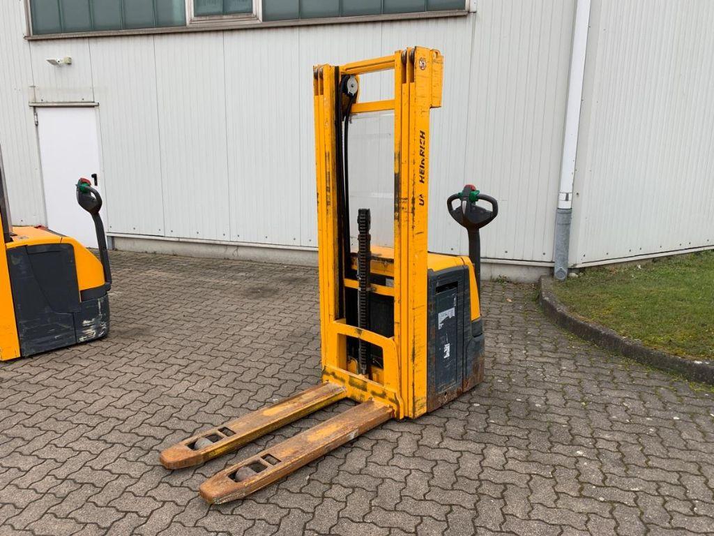 Jungheinrich-EJC 214z / 6.120 Std.-High Lift stacker-www.mengel-gabelstapler.com