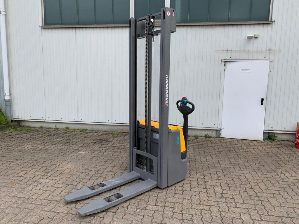 Jungheinrich-EJC 112 / 150 Std.-High Lift stacker-www.mengel-gabelstapler.com