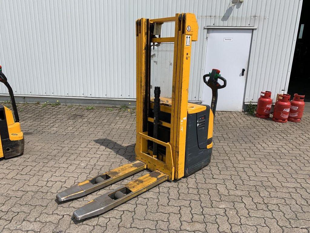 Jungheinrich-EJC 14 / 12.665 Std.-High Lift stacker-www.mengel-gabelstapler.com