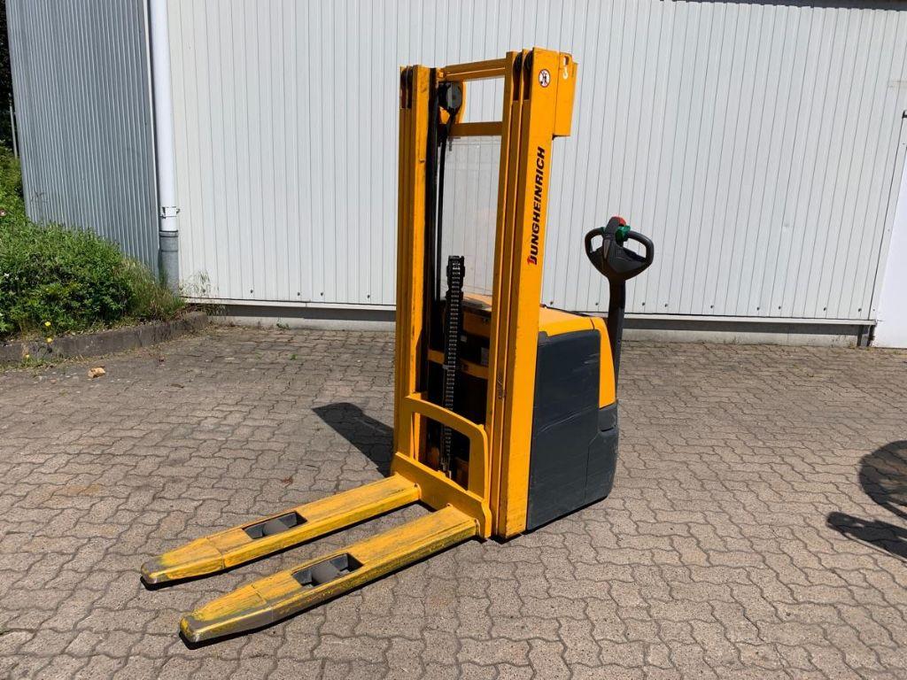 Jungheinrich-EJC 214 / 2.010 Std.-High Lift stacker-www.mengel-gabelstapler.com