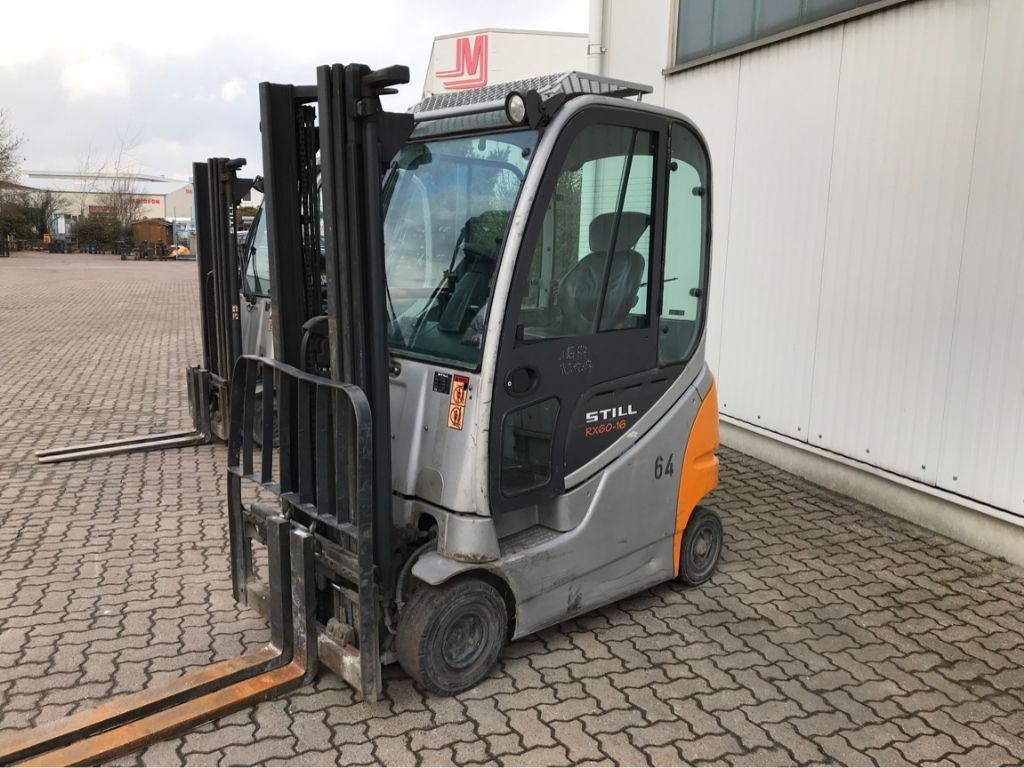 Still-RX 60-16-Electric 4-wheel forklift-www.mengel-gabelstapler.com