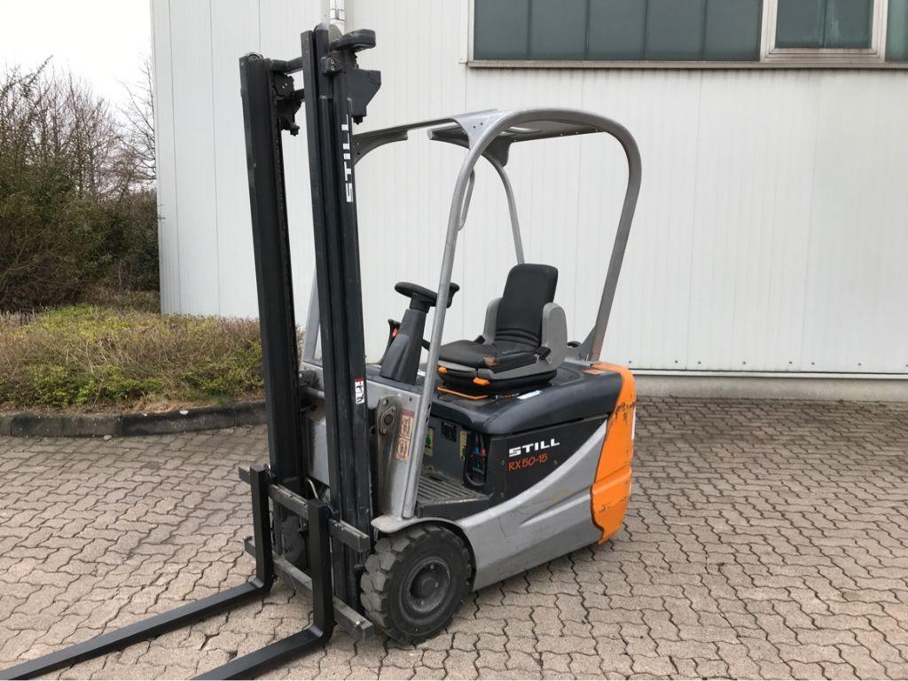 Still-RX 50-15-Electric 3-wheel forklift-www.mengel-gabelstapler.com