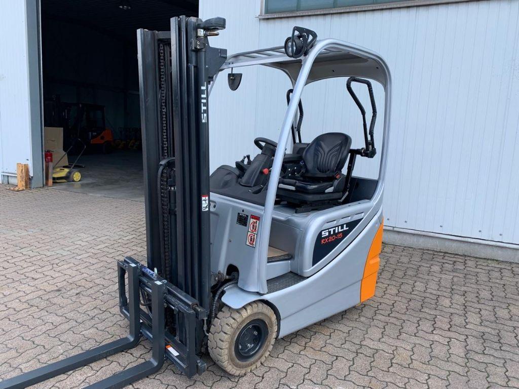 Still-RX 20-15-Electric 3-wheel forklift-www.mengel-gabelstapler.com