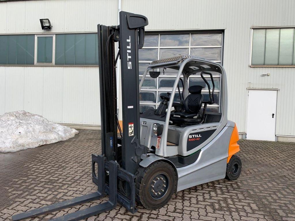 Still-RX 60-40 / 3.800 Std.-Electric 4-wheel forklift-www.mengel-gabelstapler.com