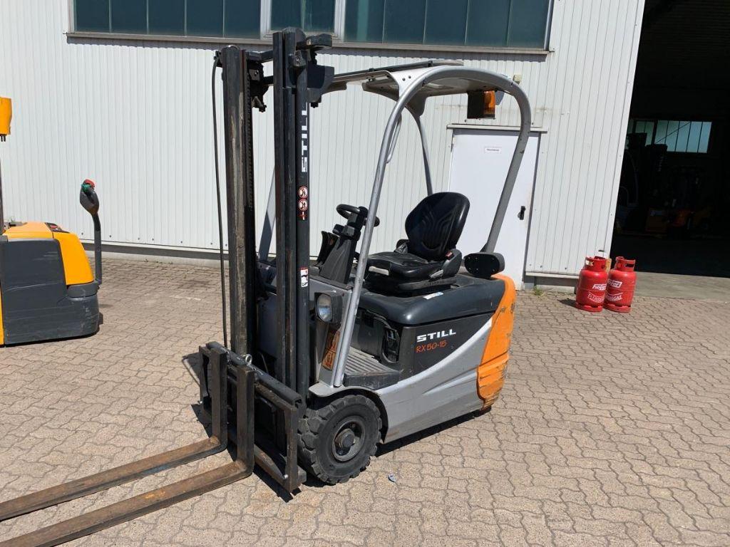 Still-RX 50-15 -Electric 3-wheel forklift-www.mengel-gabelstapler.com