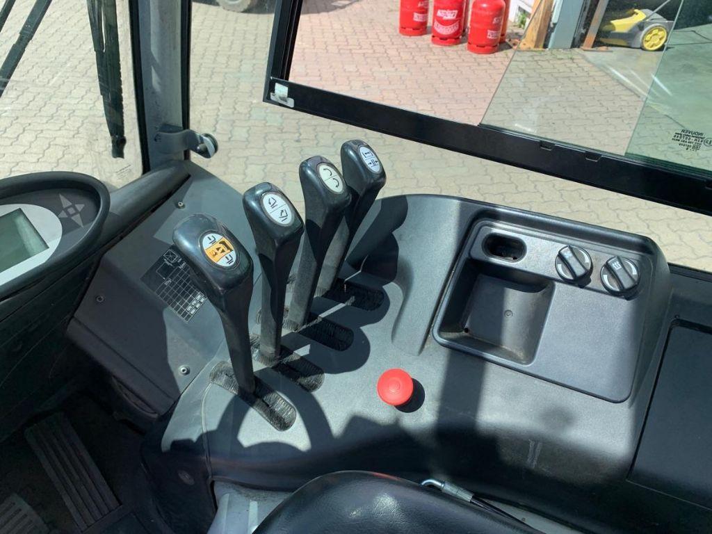 Still RX 60-25 L Electric 4-wheel forklift www.mengel-gabelstapler.de