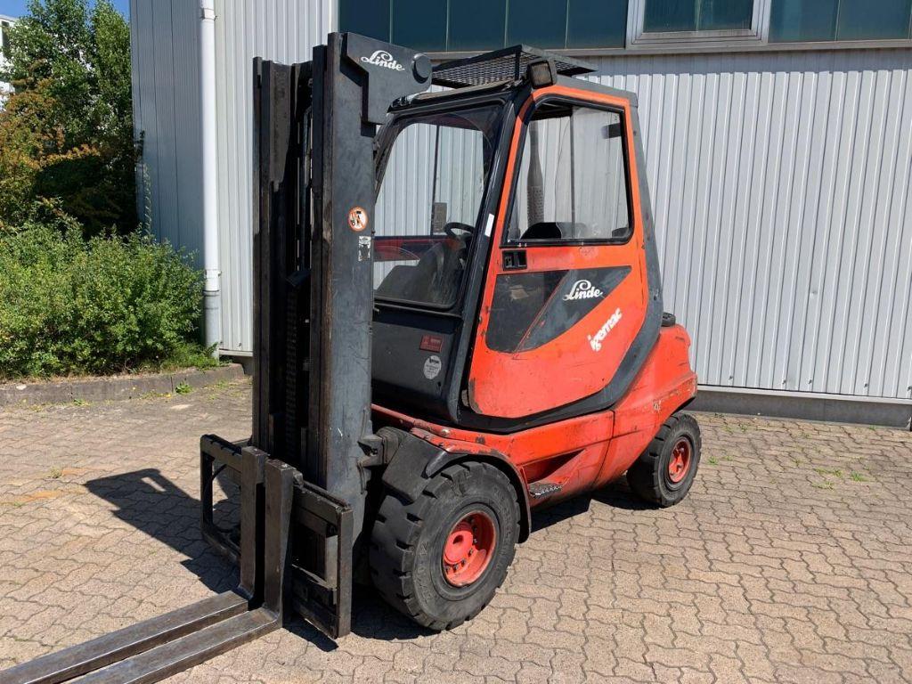 Linde-H 30 D-03-Diesel Forklift-www.mengel-gabelstapler.com