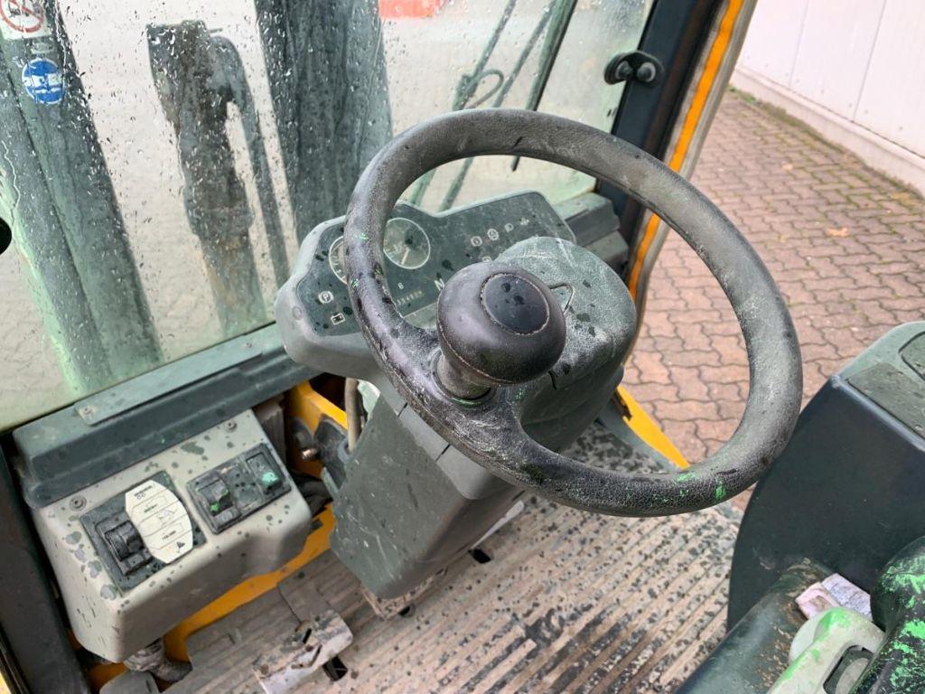 Jungheinrich-TFG 320 s / 3.550 Std.-LPG Forklifts-www.mengel-gabelstapler.com