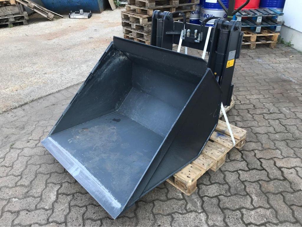 Stabau-S4-SCHV 0,4 / Neu-Hydraulic scoops-www.mengel-gabelstapler.com