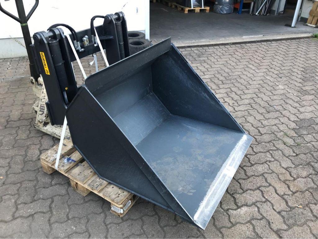 Stabau S4-SCHV 0,4 / Neu Hydraulic scoops www.mengel-gabelstapler.de