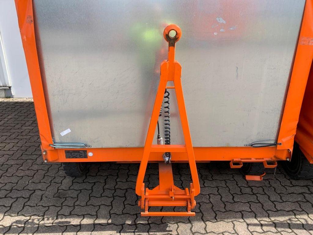 MAFI 1060 t / 6t Industrieanhänger www.mengel-gabelstapler.de