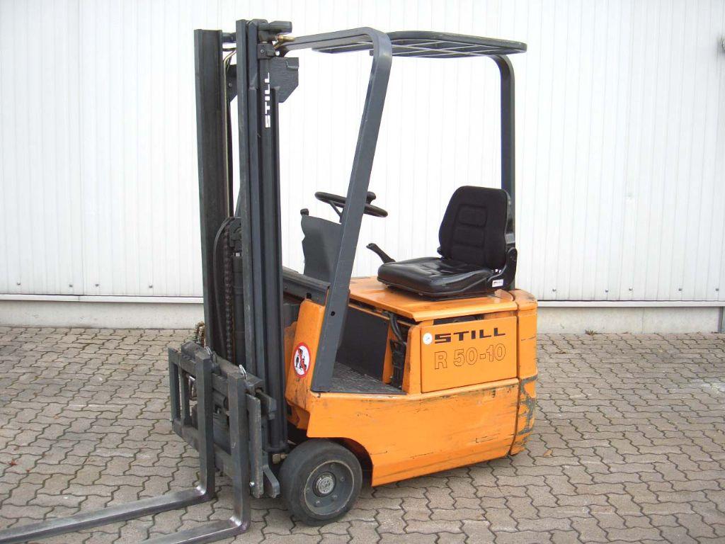 Still-R 50-10-Electric 3-wheel forklift-www.mengel-gabelstapler.com