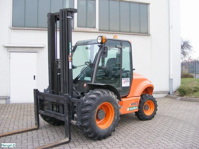 Ausa-CH - 350H x 4-Rough terrain forklift truck-www.mengel-gabelstapler.com