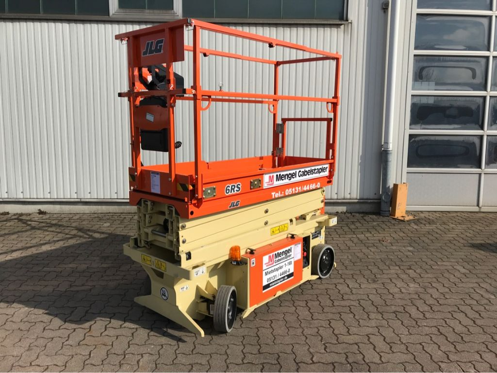 JLG-6RS-Scissors Lifts-www.mengel-gabelstapler.com