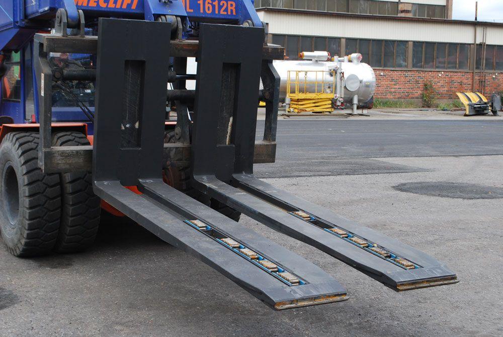 Meclift Air Cargo Paletten Gabeln www.MecLift.de