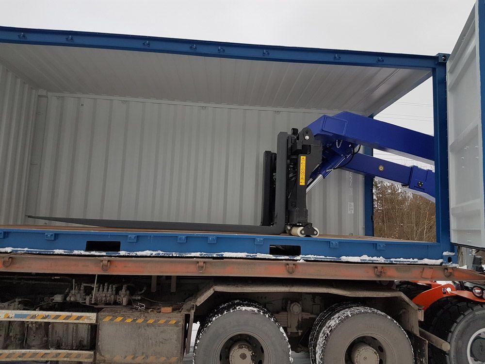Meclift Bogie rollers www.MecLift.de