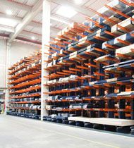 Toyota-IT Racking Solutions - Cantilever www.cemiat.com