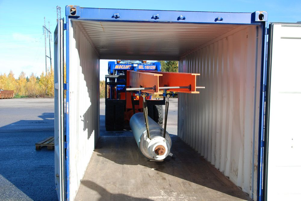 Meclift Lifting Beams www.MecLift.de