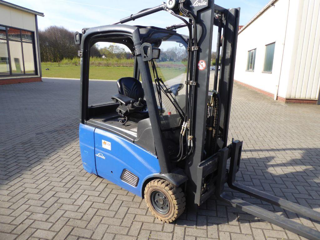 Linde-E16-01-Elektro 3 Rad-Stapler-www.gabelstapler-molde.de