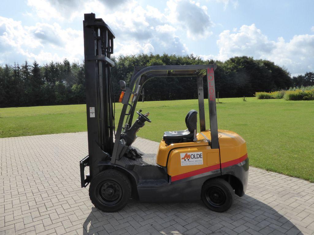 TCM-FD25 T3-Dieselstapler-www.gabelstapler-molde.de