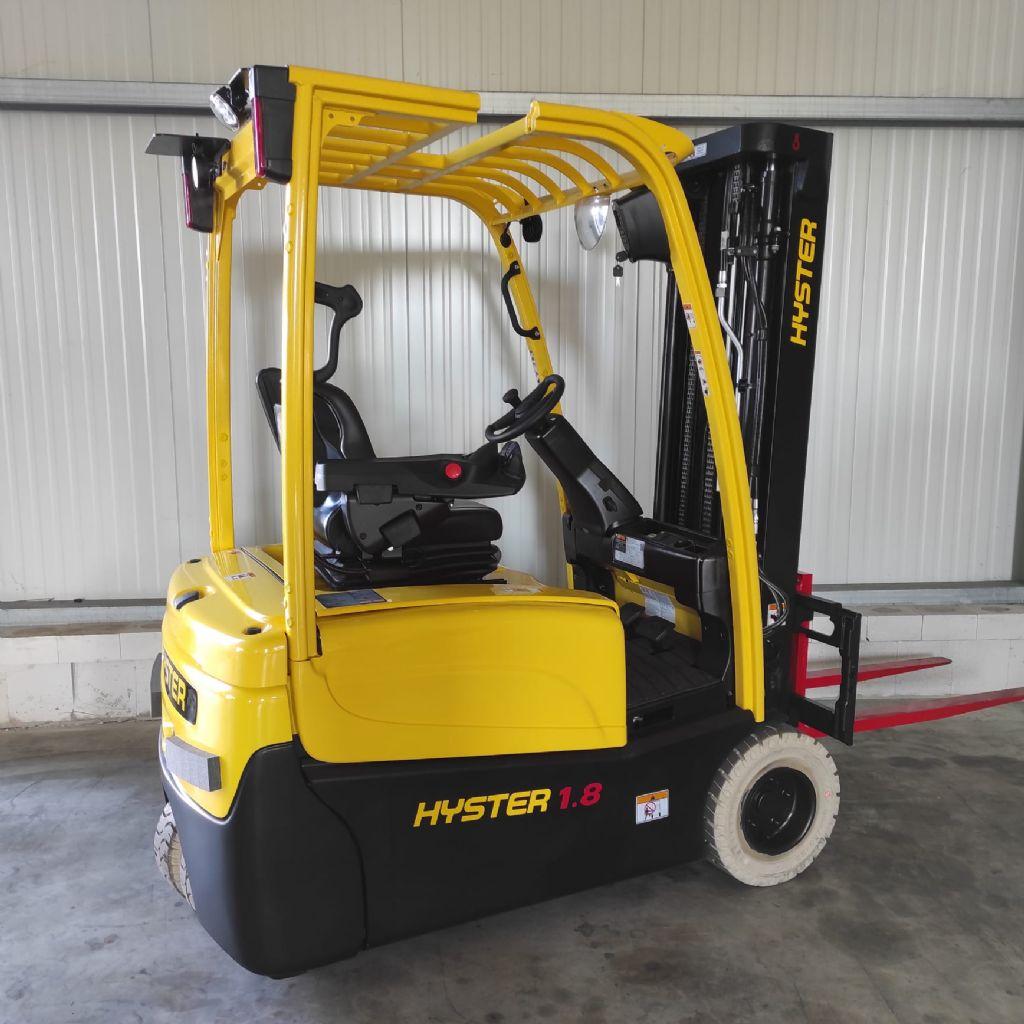 Hyster-J1.8XNT-Elektro 3 Rad-Stapler-www.gabelstapler-molde.de
