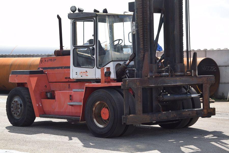 Kalmar DCD70-35E4 Empty Container Handler www.mtc-forklifts.com
