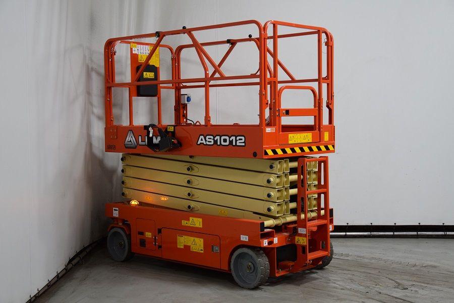 LGMG AS1012 Scissor Lifts www.mtc-forklifts.com