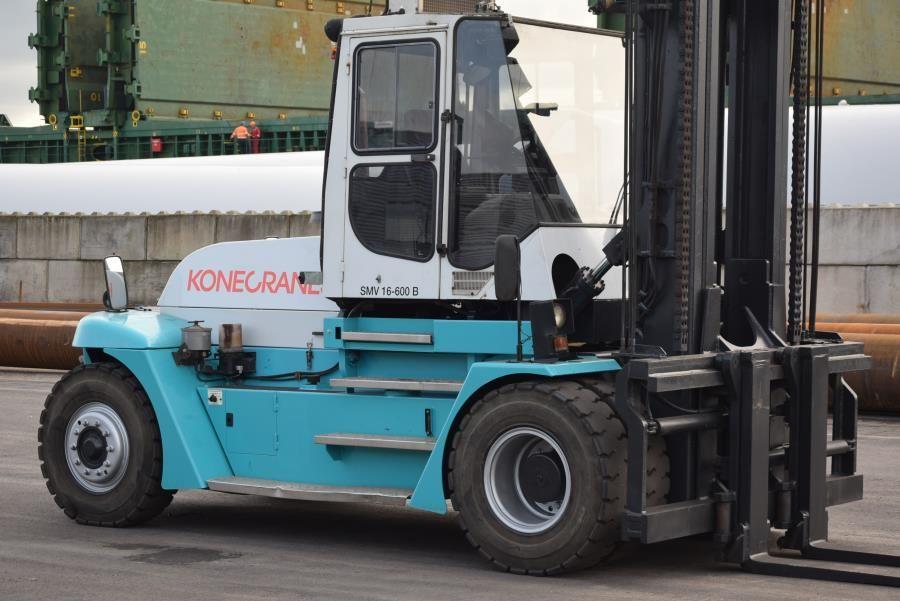 SMV 16-600B Diesel Forklift www.mtc-forklifts.com