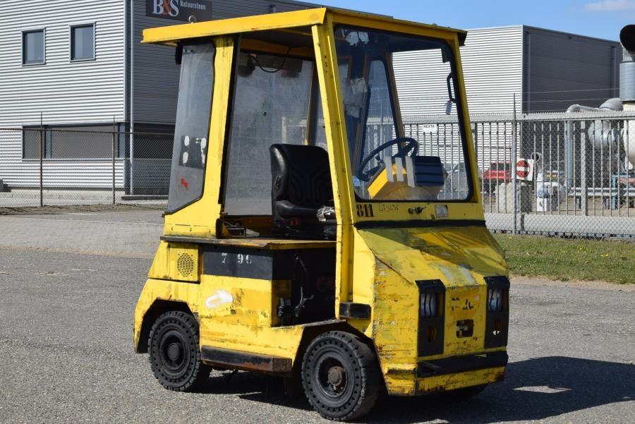 Charlatte TE208 Electric platform trucks www.mtc-forklifts.com