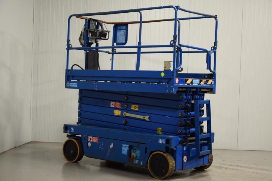 Iteco IT12122 Scissor Lifts www.mtc-forklifts.com