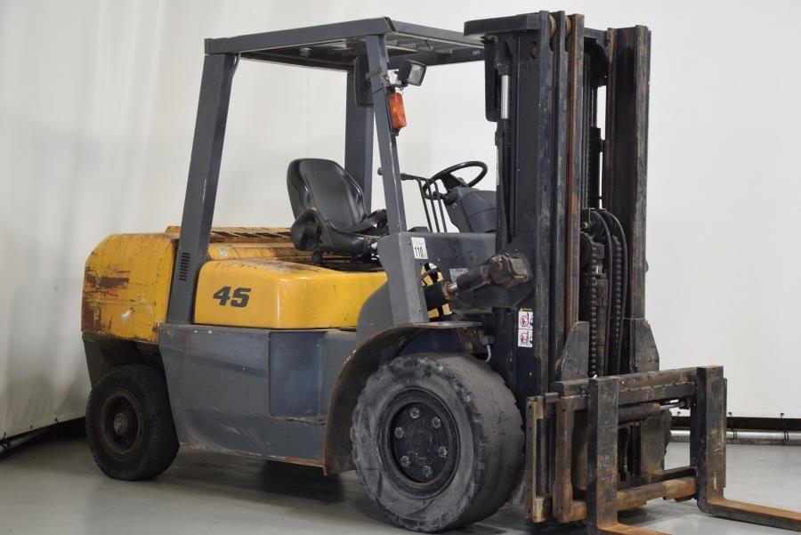 TCM FD45T2 Diesel Forklift www.mtc-forklifts.com