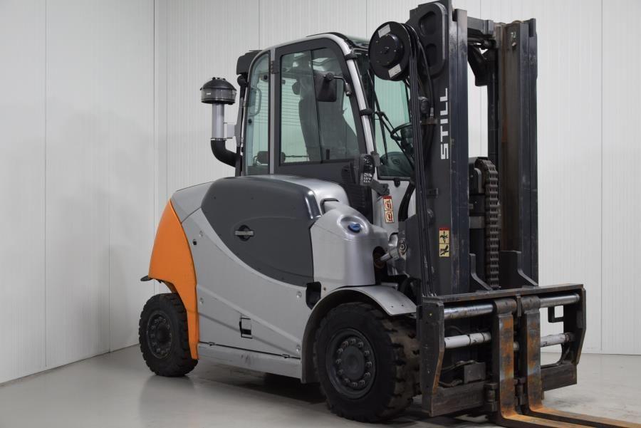 Still RX70-60 Diesel Forklift www.mtc-forklifts.com