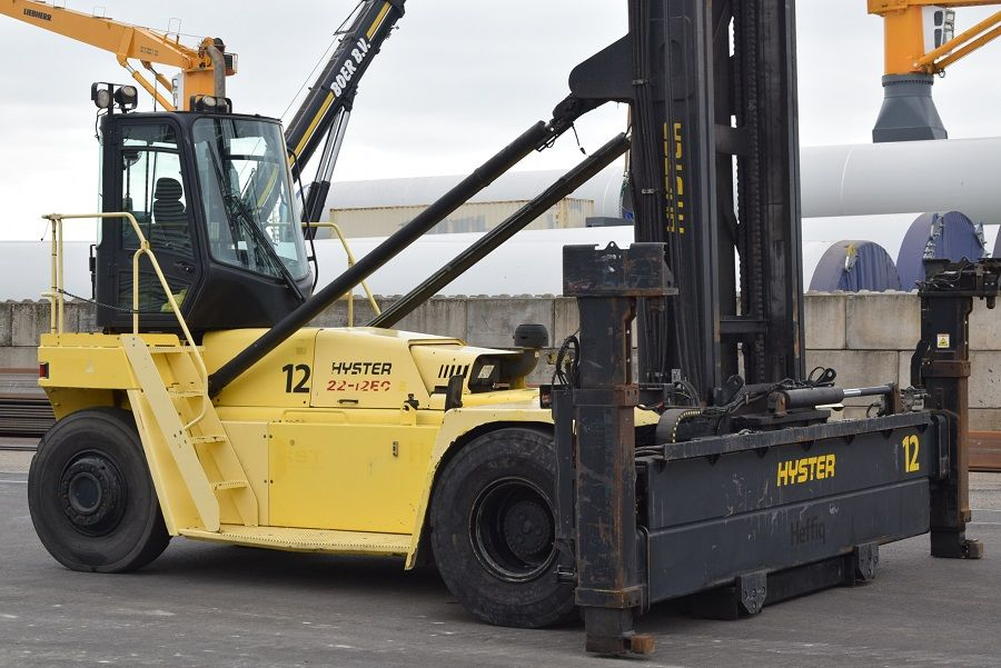 Hyster H22.00XM-12EC Empty Container Handler www.mtc-forklifts.com