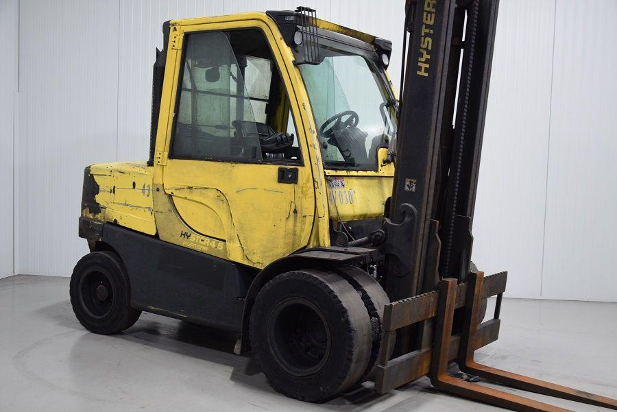 Hyster H4.5FT/6 Diesel Forklift www.mtc-forklifts.com