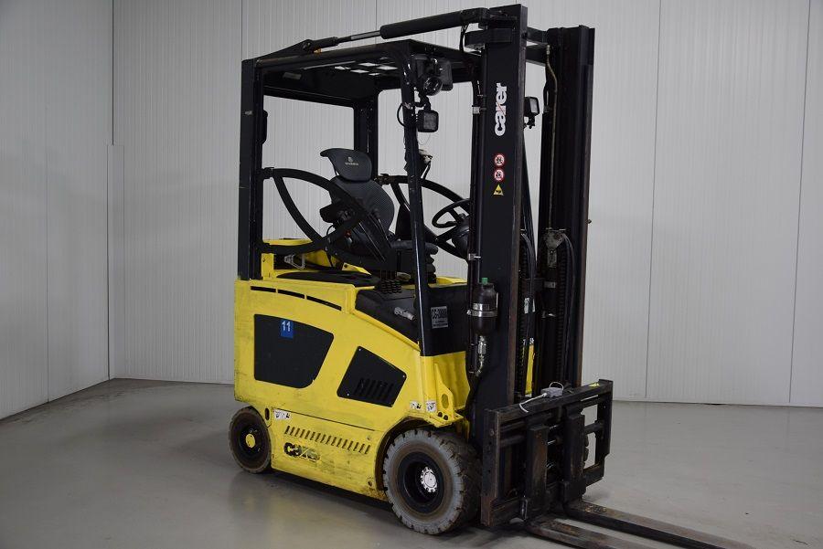 Carer Z25HD Electric 4-wheel forklift www.mtc-forklifts.com