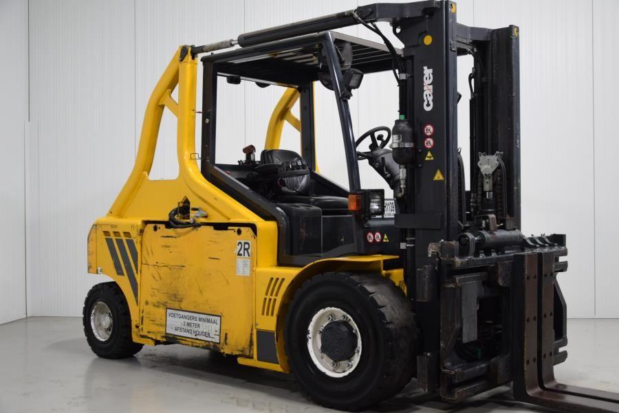 Carer KF60HD Electric 4-wheel forklift www.mtc-forklifts.com