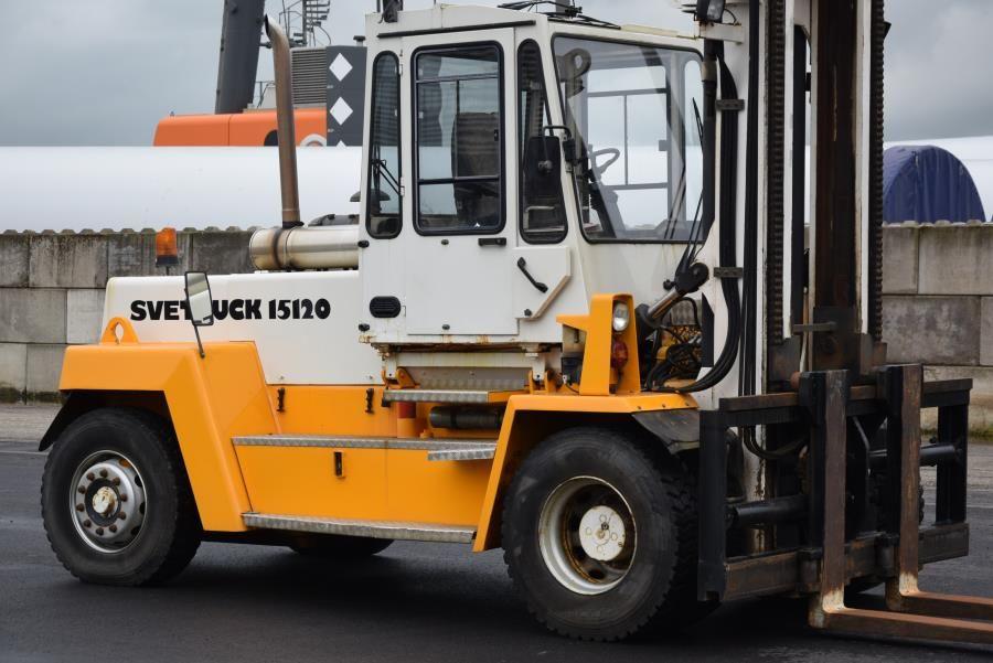 SVE Truck 15120-35 Diesel Forklift www.mtc-forklifts.com