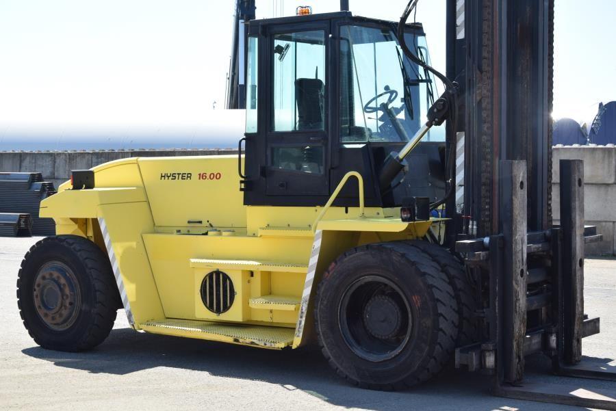 Hyster H16.00XM-12 Diesel Forklift www.mtc-forklifts.com