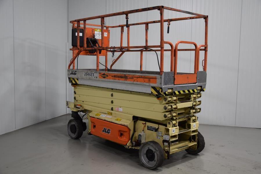 JLG 2646ES Scissor Lifts www.mtc-forklifts.com