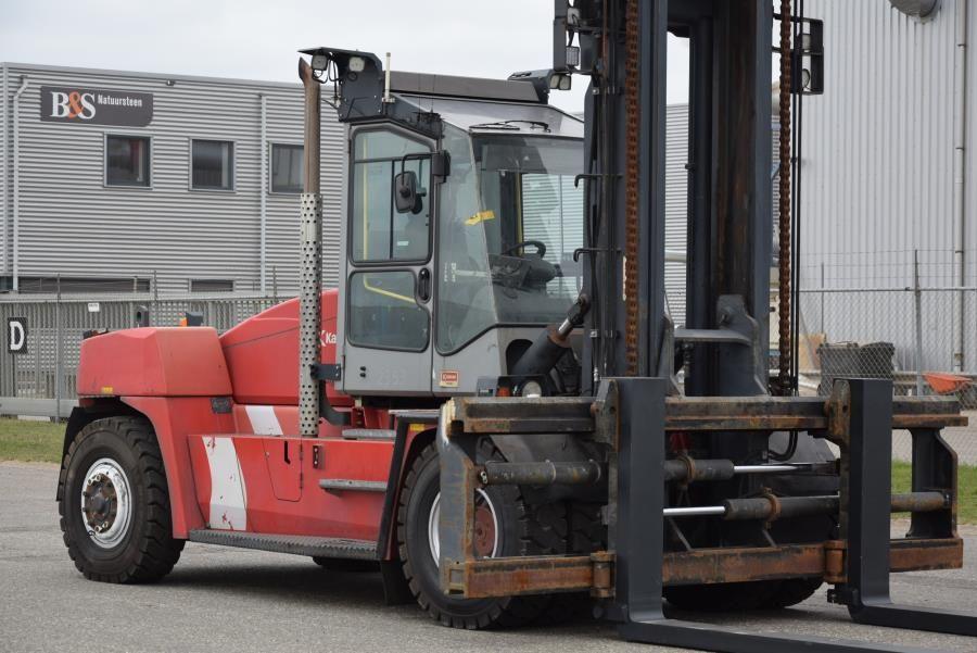 Kalmar DCE160-12 Diesel Forklift www.mtc-forklifts.com